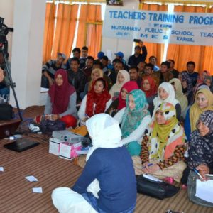 2-Day Teachers Training for different Mutahhary branch schools Teachers.